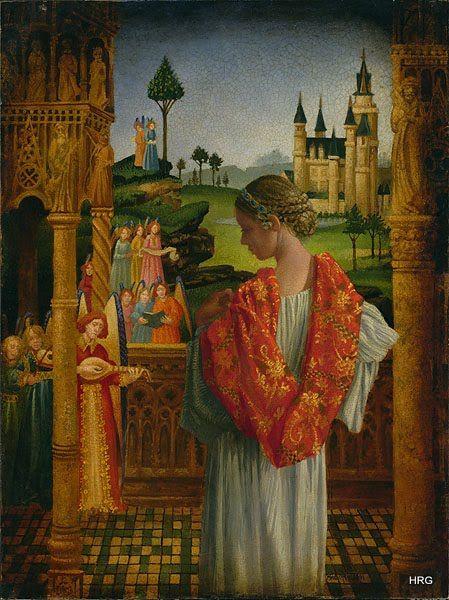 Music of Heaven by James Christensen