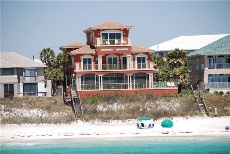 30a Condo At Gulfplace Cabanas View Of Ocean