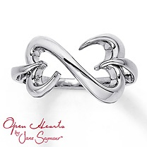 I absolutely LOVE this ring :) Open Hearts by Jane Seymour® Ring
