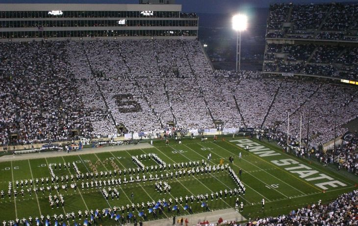 I LOVE Penn State football! Had to give up season tickets to start this program.