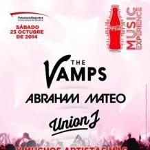 Abraham Mateo encabeza el cartel del Coca Cola Music Experience el próximo 25 de Octubre