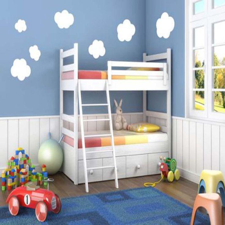 17 best Kinderzimmer images on Pinterest Child room, Bedroom - abwaschbare tapete küche