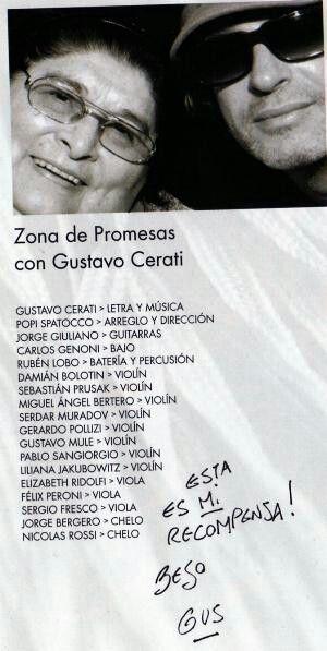 """""""Zona de Promesas""""  Gus y Mercedes"""