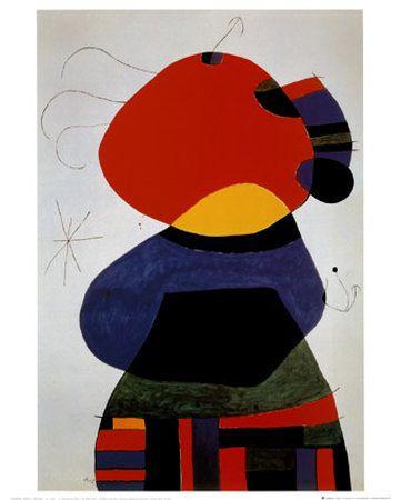 Joan Miró, Prints and Posters at eu.art.com