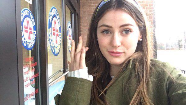 """Hey hospital. It's me, Caroline. I broke my body can u fix it?   ~ today on the snapvlog ~"" - @adventuregrams"