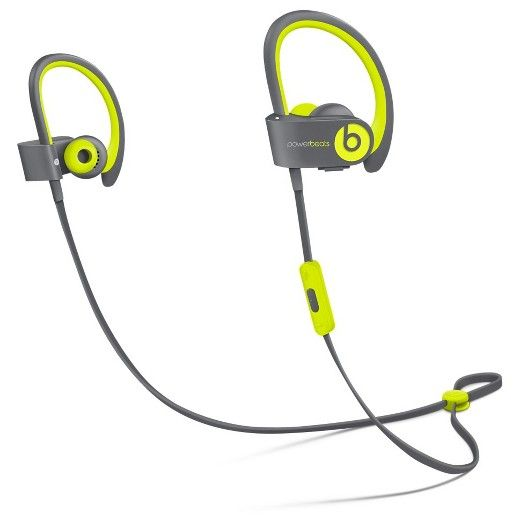 Beats® Powerbeats2 Wireless In-Ear Headphones Yellow : Target
