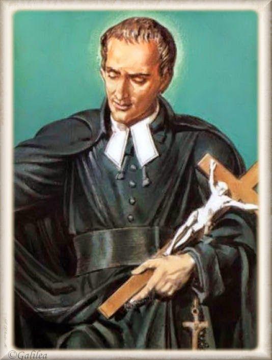 Jesús el Tesoro Escondido: San Luis María Grignon de Montfort. 28 de Abril