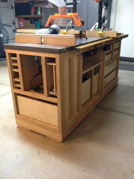Woodworking Plans Table Saw Cabinet Woodworking Projects Plans