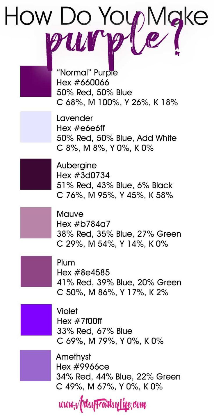 What Colors Make Purple Wedding Colors Purple How To Make Purple Color