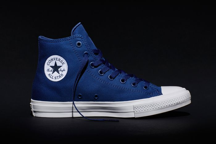 Converse's Chuck Taylors Just Got Their First Redesign in 98 Years via @WhoWhatWear
