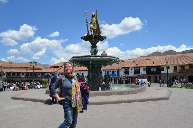 En route avec Jo et Dany: Pérou 10 - Cusco 2 - Cathédrale et vieille ville