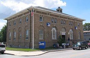 Blue Island, Illinois Post Office
