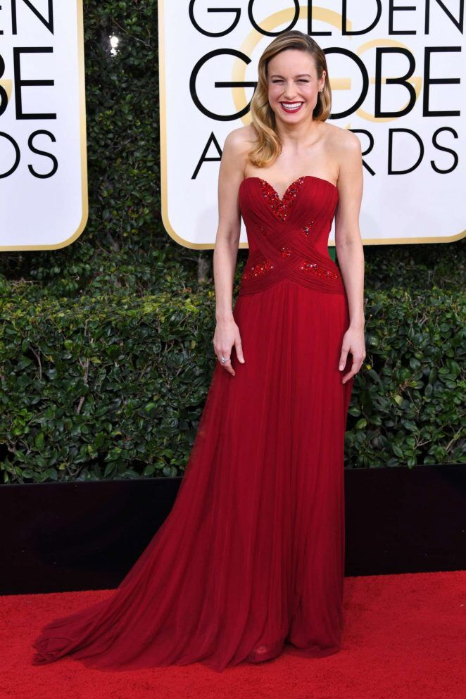 Brie Larson in Rodarte. Dr. Style + Zippertravel