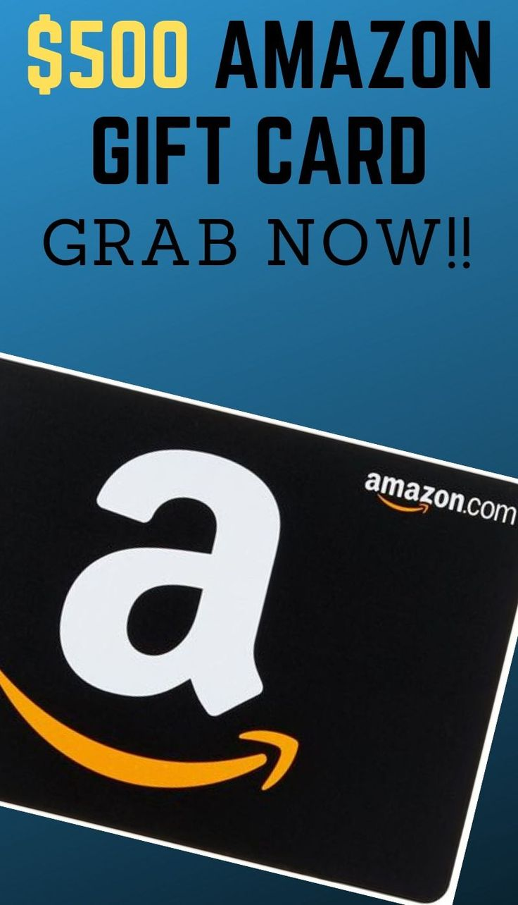 Get a 500 amazon gift card completely free !!!! It's