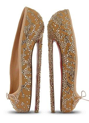 christian louboutin shoes you cant walk in