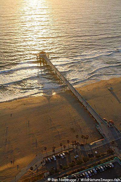 Manhattan Beach Pier, California