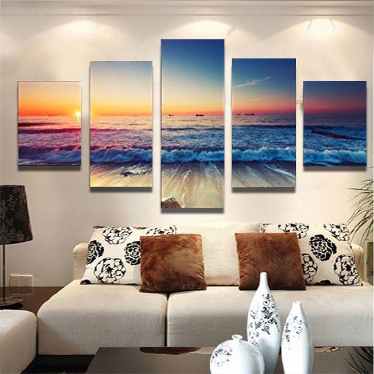 m s de 25 ideas incre bles sobre cuadros decorativos para sala en pinterest cuadros. Black Bedroom Furniture Sets. Home Design Ideas