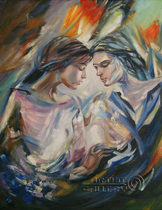 'Mirror' (Expressionism)