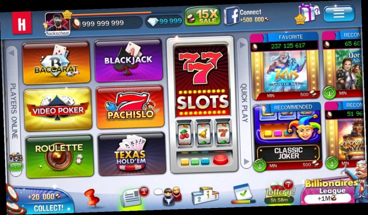Huuuge Casino Hack Apk
