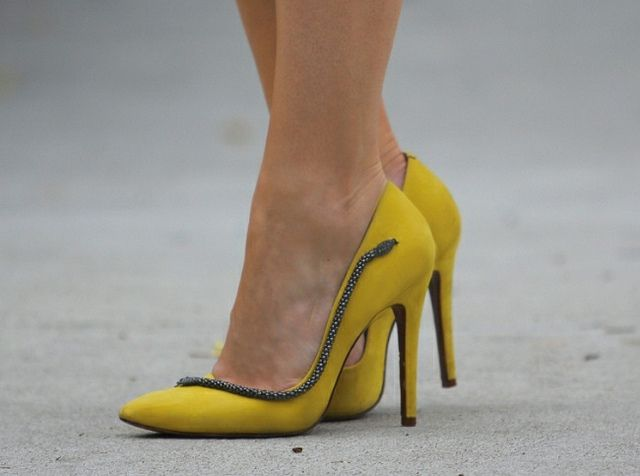 IMG_4047ee by BrooklynBlonde1, via Flickr--Schultz shoes.: Brooklyn Blonde, Shoes Addict, Style, Bag, Fashion Beauty, Fancy Feet, Heels, Shoes Shoes