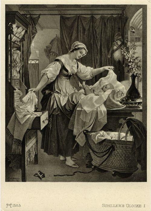 Schiller Lied von der Glocke uit 1797