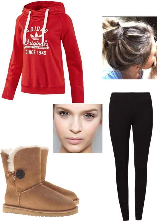 """""""Babysitting outfit"""" by katynmolly ❤ liked on Polyvore"""