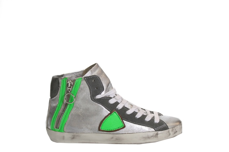 PHILIPPE MODEL HIGH SNEAKERS  http://www.montenapoleoneluxury.com/products/women-shoes/philippe-model/sneakers/090339244918040622969/philippe-model-high-sneakers.html?cGFnZT0xNQ%3D%3D