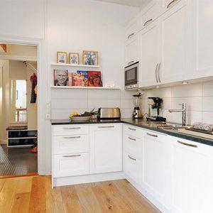 Kitchen Decor For Small Apartment