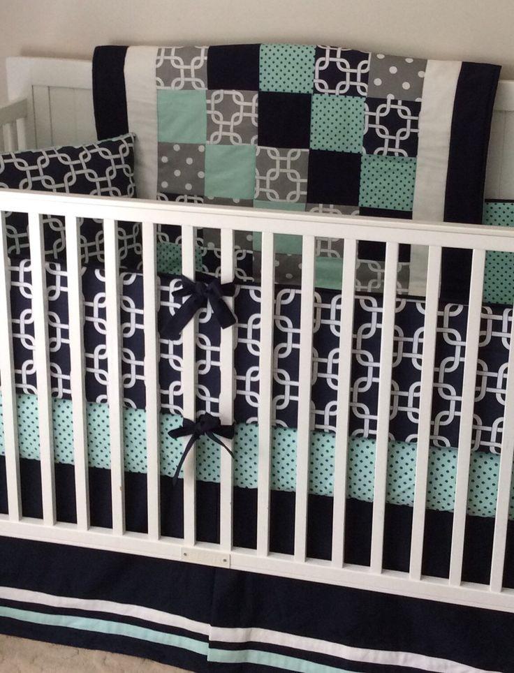 Best 25 Boy Crib Bedding Set Ideas On Pinterest