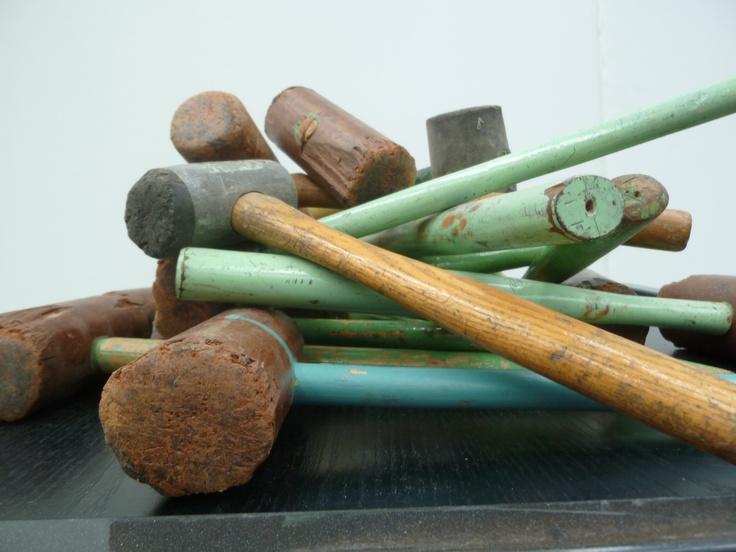 vintage mallets