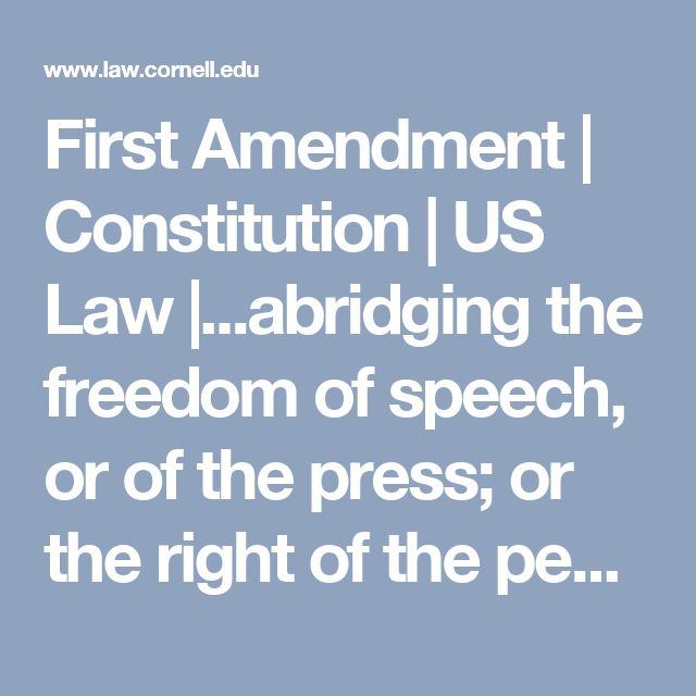 The 25+ best First amendment freedoms ideas on Pinterest First - importance of petition