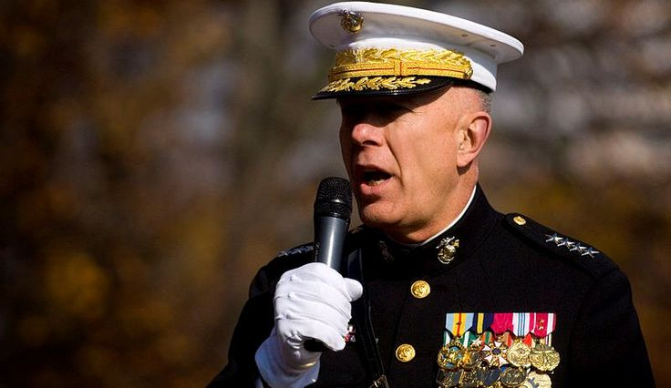 'Not a Snowball's Chance In Hell': Former Head of Marine Corps Slams Obama's ISIS Strategy