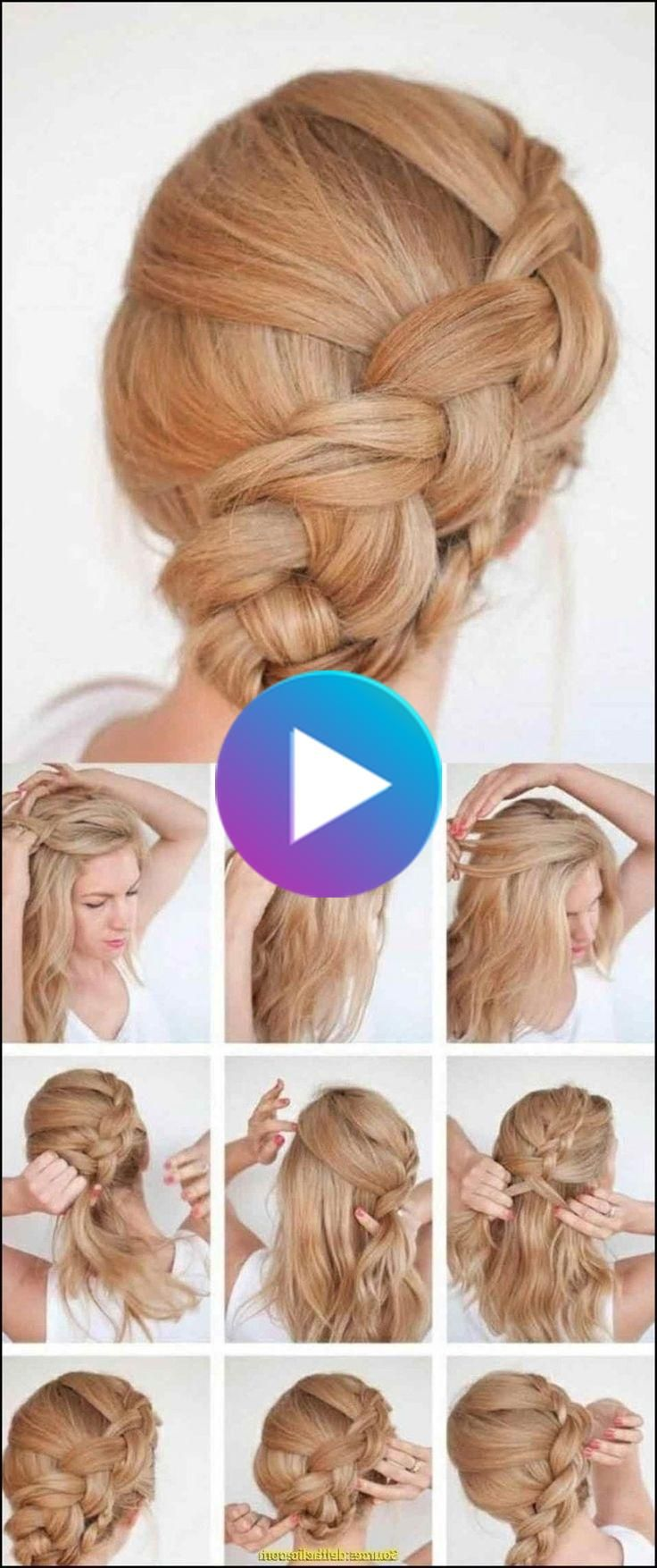 8+ simple hairstyles for long hair - top fashionable dresses in