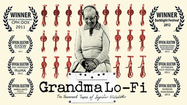 Grandma Lo-fi: The Basement Tapes of Sigrídur Níelsdóttir