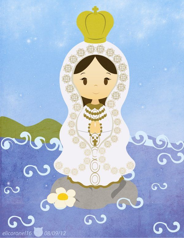 Virgen del Valle by elicoronel16.deviantart.com on @DeviantArt