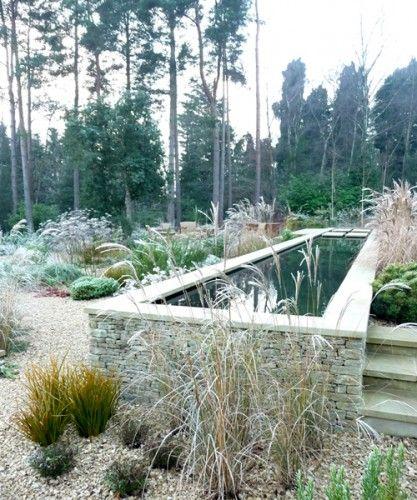 Farnham Garden By Andy Sturgeon Landscape And Garden Design Surrey H2o Features Pinterest