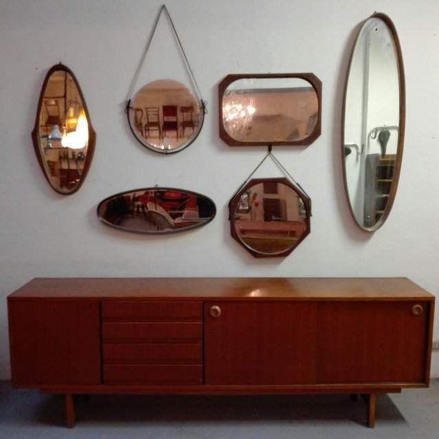 314 fantastiche immagini su gaiattico su pinterest zara home urban outfitters e betulle - Specchi pubblicitari vintage ...