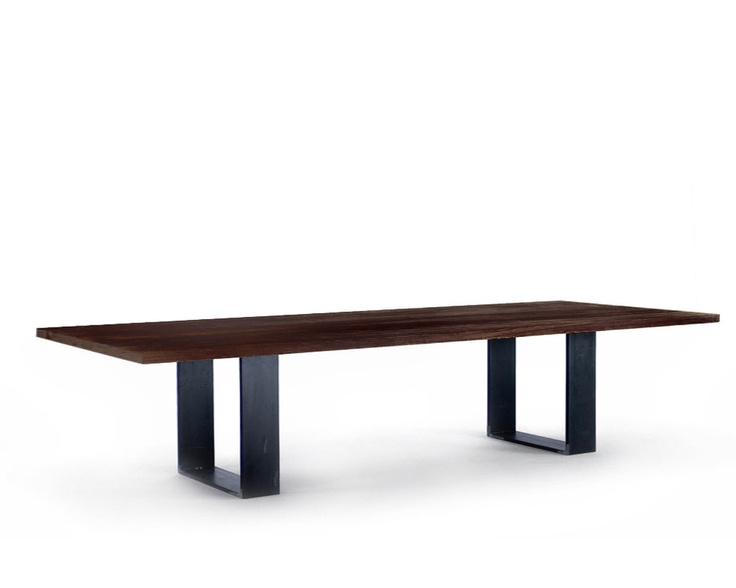 Careh   Steel+Wood Dining Table By Nisah Studio   Contemporary   Dining  Tables   Toronto   Nisah Studio