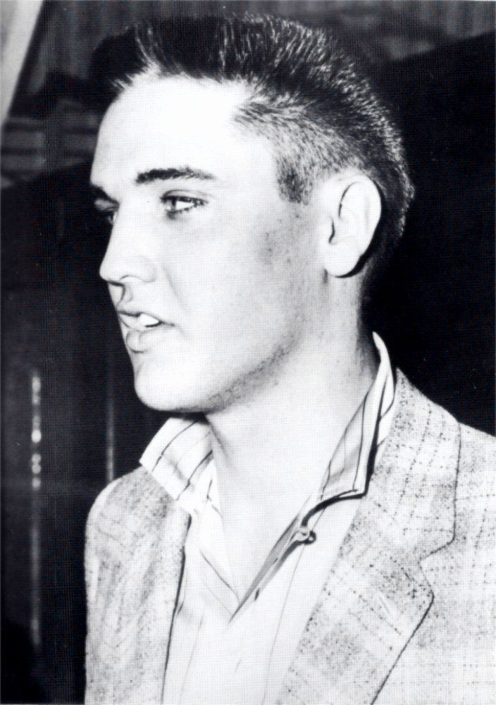 The 25 best army haircut ideas on pinterest army cut hairstyle after his offial army haircut in march 1958 at fort chaffee urmus Images
