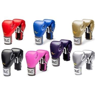 Luva Boxe Muay Thai Everlast Prostyle - RYTHMOON
