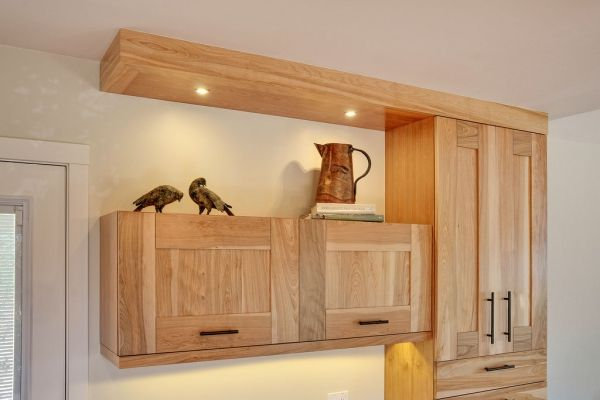 Kitchen is a part of any dwelling that combines the most important features: functionality and comfort