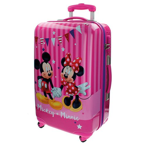 Maleta Trolley Mediana 67cm Mickey & Minnie Party