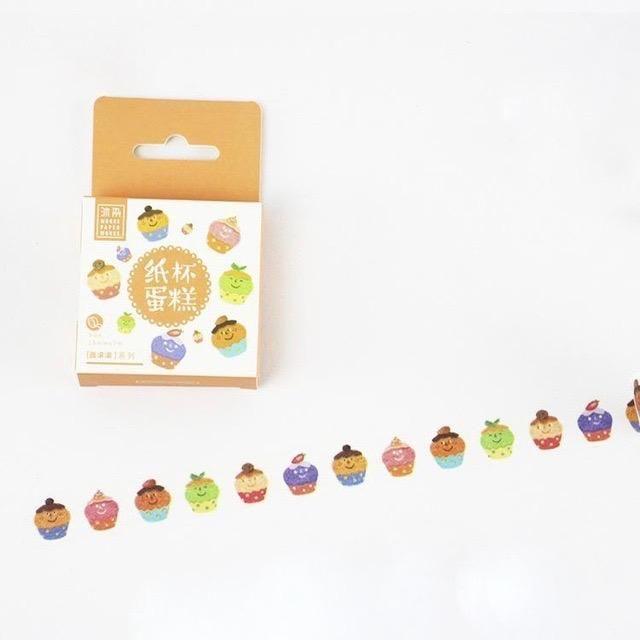 Cupcake Dream Washi Tape 15mmx7m