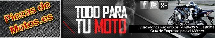 bricomoto.es: Recambios para moto