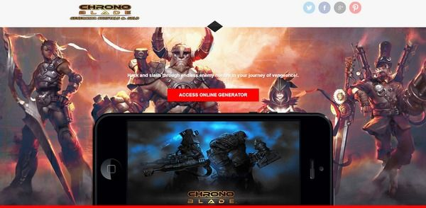 ChronoBlade+Hack+|+Unlimited+Crystals+and+Gold