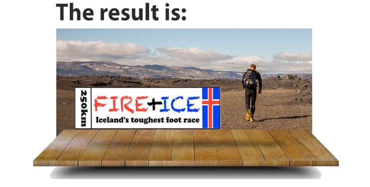 Fire and Ice Ultra informationFire and Ice Ultra 250km