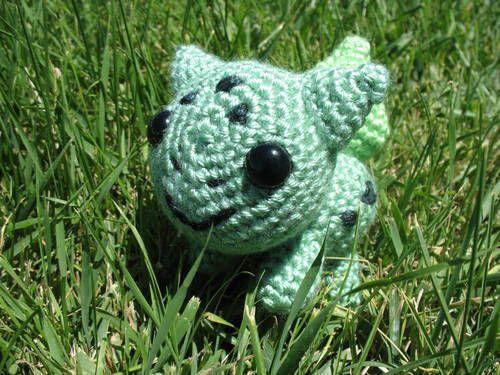 29 besten PokeCrochet Bilder auf Pinterest | Häkeln, Chibi und Stickerei