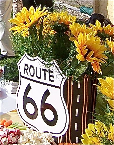 route 66 decorations for party - Google Search
