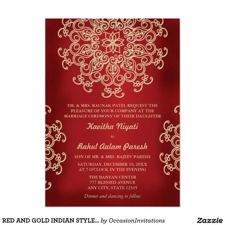 The 25 best Wedding invitations australia ideas – Hindu Engagement Invitation Cards