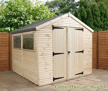Cotswold Ultimate Insulated Shed  http://www.greenhousestores.co.uk/Cotswold-14x8-Ultimate-Insulated-Shed.htm